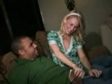 Drunk Girl Blowjob At The Party