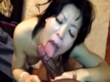 Sexy Japanese Friend From Work Hungry For Cock