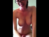 JustAmber interracial with Asian Boyfriend (view with telephone)