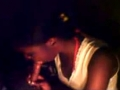 Petite Ebony Teen Girlfriend Gives Blowjob