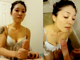 Really nice sexy video with some sweet knob slobbing