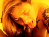 My Tatooed GF sucking