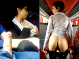 Flashing and risky sex in a bus