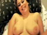 Chubby Blonde Anal POV Sex