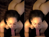 Amateur POV Blow Job