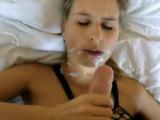 Big hot facial