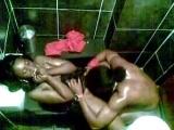 Bathroom Of Nightclub