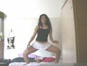 Hot Latina dancing
