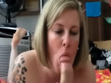 """I'm gonna cum in your face, slut"