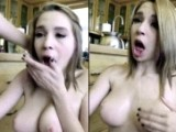 Epic body real amateur gets fucked and blows huge cock