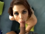Sexy Real POV Blowjob