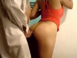 Fucking my hot wife in the ass