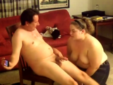 A guy 40 years virgin gets sucked by a whore