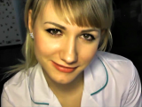 Horny Blonde Loves Medical Role Play