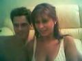 Sexy Couple Fucking On Webcam