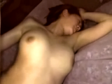 Amateur Asian Girlfriend Sex and Creampie