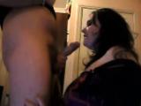 Chubby GF Cock Sucking