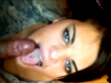 US Marine Female Sucking Black Cock
