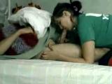 Sleeping boyfriend blowjob
