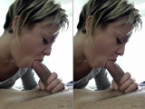 Experienced Mom Sucking Dick