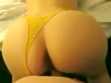 Beautiful hot bubble butt