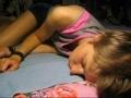 Sleeping Girl Facial