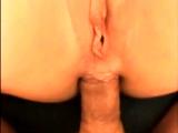 Big slut mature anal