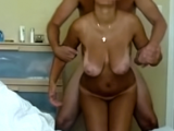 Love watching those big beautiful breast slap together while you get fucked