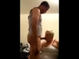 My wife sucking and fucking another man