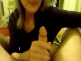 Mature Wife in a POV Bj Action