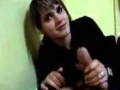 Romanian Wife Crazy Handjob