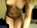 Yummy Blonde Amateur Sextape
