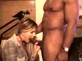 Wife and black stud