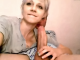 Big cock anal fucking on webcam