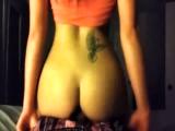 Sexy, 19YO Nympho Swallows and Fucks Cock Like a Pro
