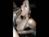 Alie Enjoying Ben's Cock