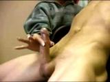2 fingers handjob