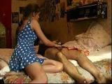 Real amateur couple sextape