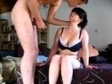 Curvy GF Suck Dick