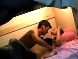Homemade Sextape With Amateur College Girl!